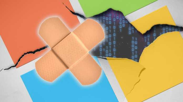Problem-Updates zum Windows Patchday: Antiviren-Hersteller bessern nach