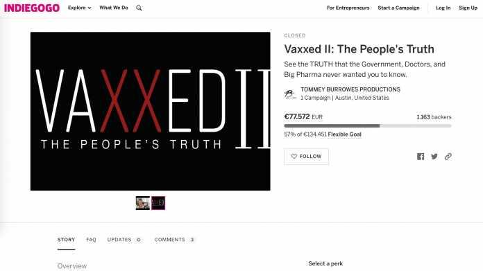 Crowdfunding: Indiegogo blockiert künftig Projekte von Impfgegnern