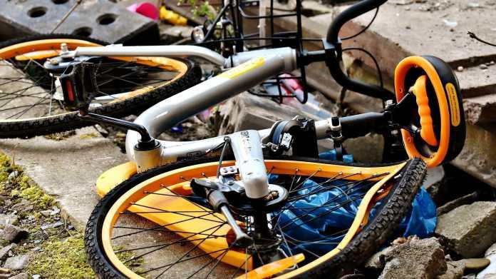 """""""Extrem lästige Plage"""" vorbei – Obike schafft Fahrräder aus München weg"""