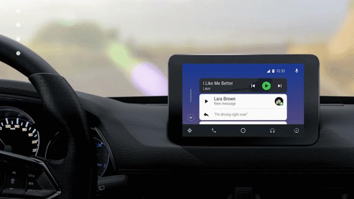 Android Auto bekommt ein umfassendes Re-Design