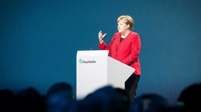 Elektromobilität: Merkel ruft zur Entwicklung von Batterietechnik in Europa auf