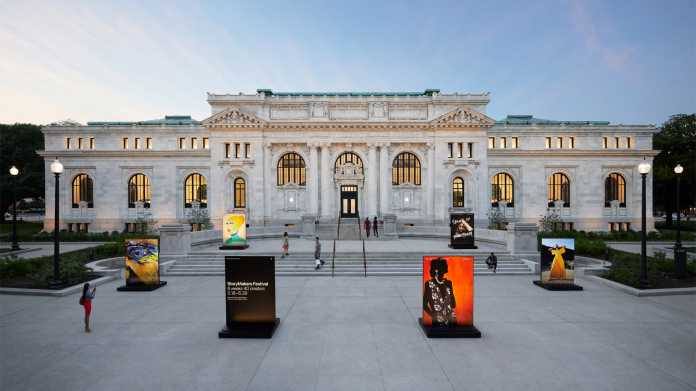 Carnegie Library: Apple eröffnet Riesenladen in Washington, D.C.