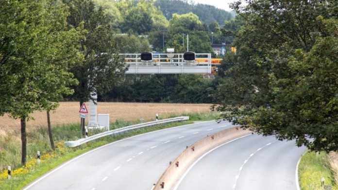 Streckenradar: Oberverwaltungsgericht bestätigt Stopp von Section Control