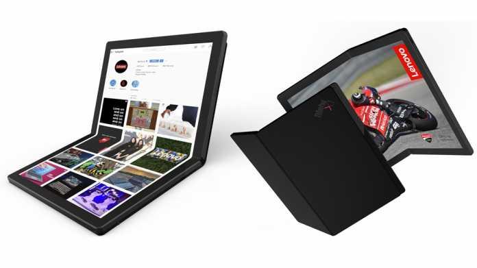 Lenovo faltet jetzt auch ThinkPads