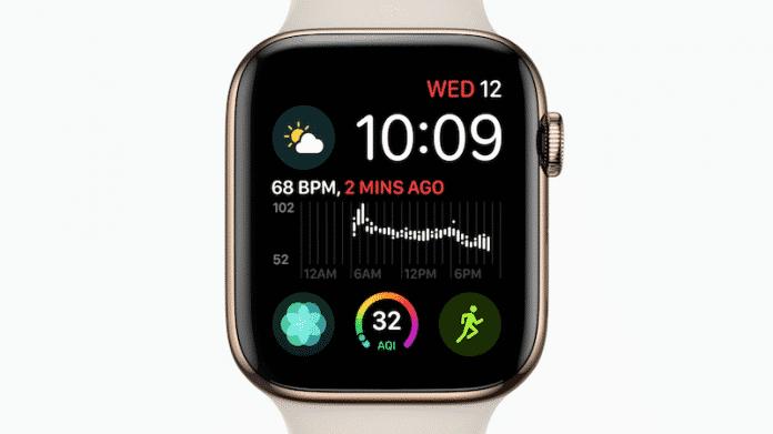 Apple Watch Series 4 Modular Chronograph