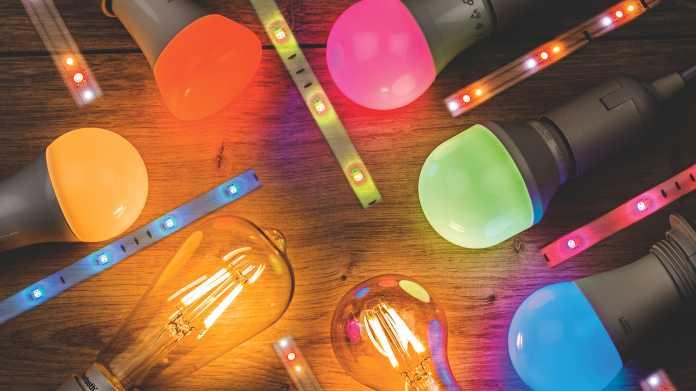 Lichtsysteme von Philips, Osram, Ikea, Paulmann und Innr mixen