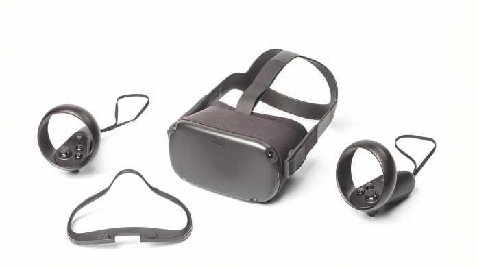 Oculus Quest: High-End-VR ohne PC oder Konsole