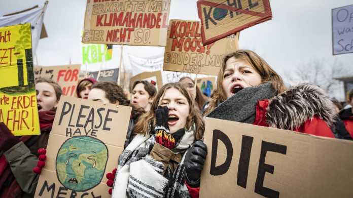 Neuauflage globaler Klimaproteste: Greta Thunberg ruft zum Wählen auf