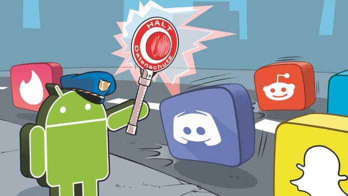 Traffic-Analyse-Apps für Android