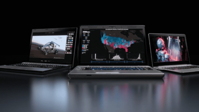 Nvidia stellt Quadro RTX für Notebooks vor