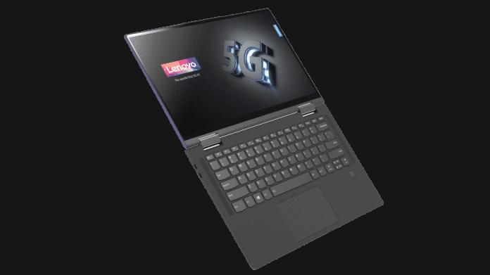 Lenovo kündigt 5G-Notebook mit Snapdragon-CPU an