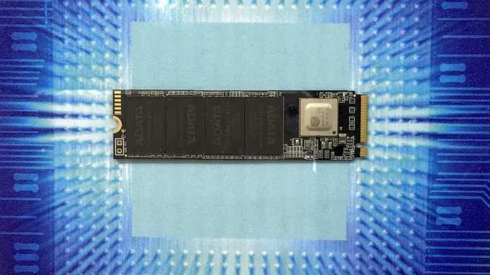 Noch schnellere PCIe-4.0-SSDs