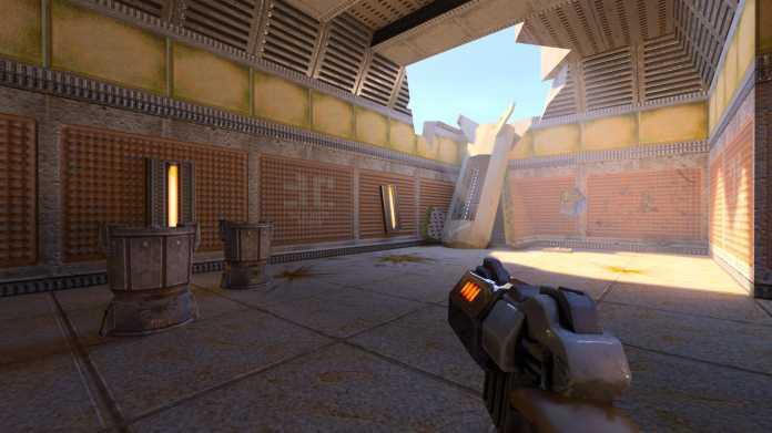 Quake 2 RTX: Raytracing-Version mit aufgemöbelter Grafik für Windows und Linux