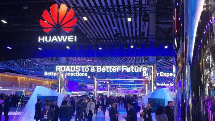 """Huawei: Vorgehen der USA ein """"gefährlicher Präzedenzfall"""""""