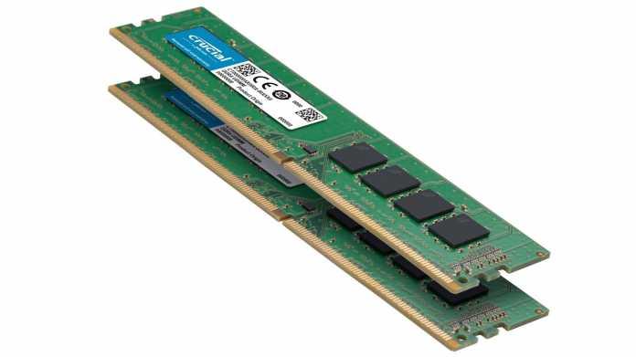 Mehr Speichermodule für 128-Gigabyte-PCs und -Notebooks