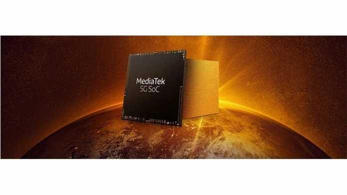 Mediatek verspricht Smartphone-Chip mit 5G-Modem für 2020