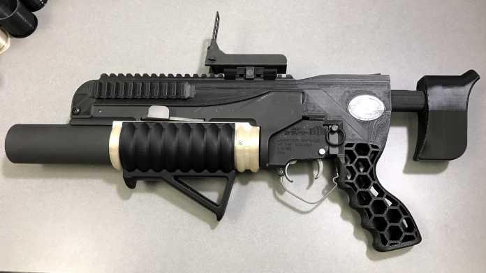 Gewehr, Munition, Patronenmagazine
