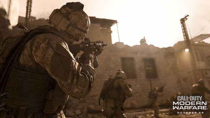 Call of Duty: Neues Modern Warfare soll nachdenklich stimmen