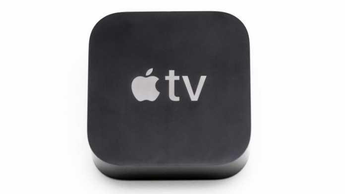 Apple-TV-Gerät