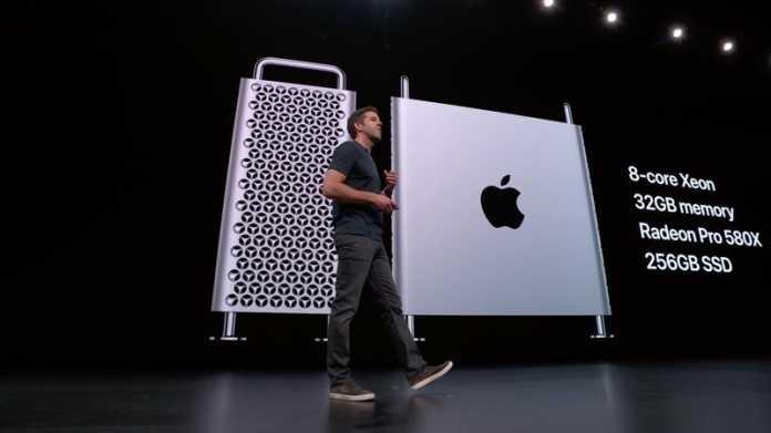 WWDC: Apple kündigt neuen Mac Pro im modularen Design an
