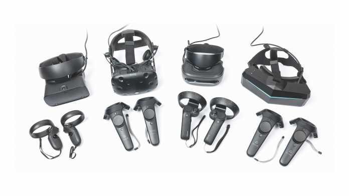 Wegweiser durch den PC-VR-Headset-Dschungel