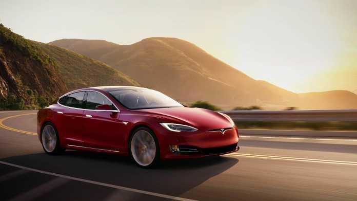 Bericht: Tesla verkauft US-Abgasrechte an GM und Fiat Chrysler
