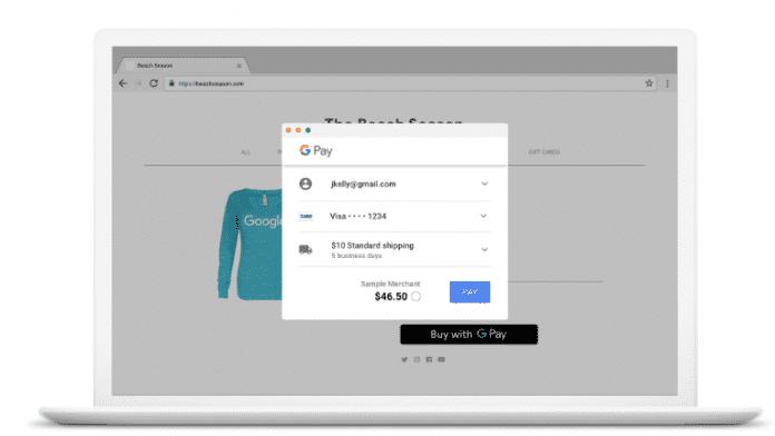 Google erweitert die Pay API für umfangreichere Bezahloptionen