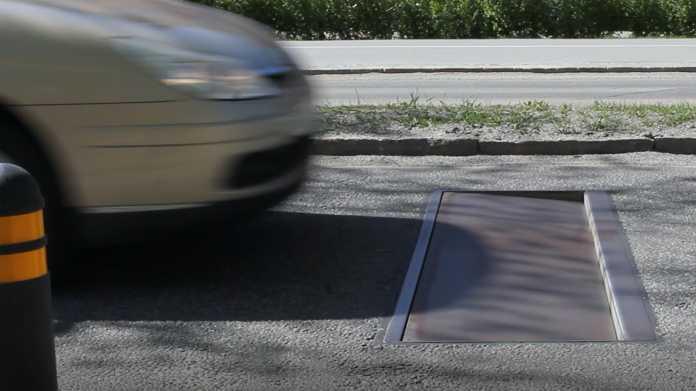 """Stadt Hanau will Raser mit neuartiger """"Schlagloch""""-Tempofalle ausbremsen"""