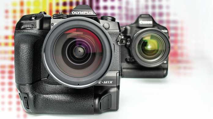 OM-D E-M1X im Test: Micro-Four-Thirds für Profis