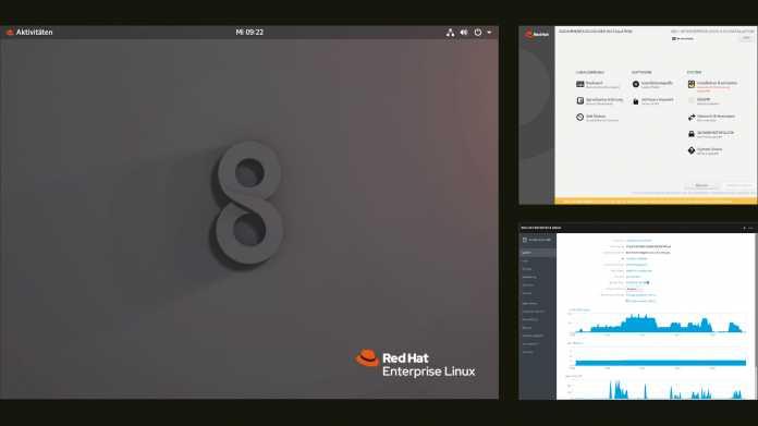 Red Hat Enterprise Linux 8 ist modular