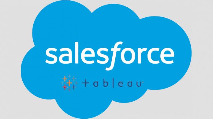 Salesforce lässt sich die Übernahme von Tableau 15,7 Milliarden Dollar kosten