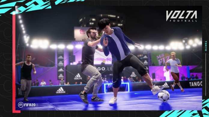FIFA 20: Neue Version lädt zum Straßenfußball