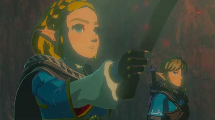 Nintendo arbeitet an neuem Zelda-Spiel