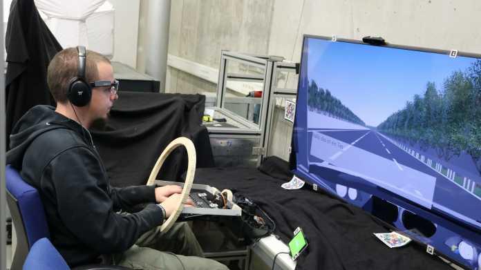 Intelligent Vehicles: Fahre automatisch, aber vorsichtig