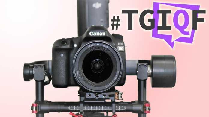 #TGIQF - Das Canon-Quiz