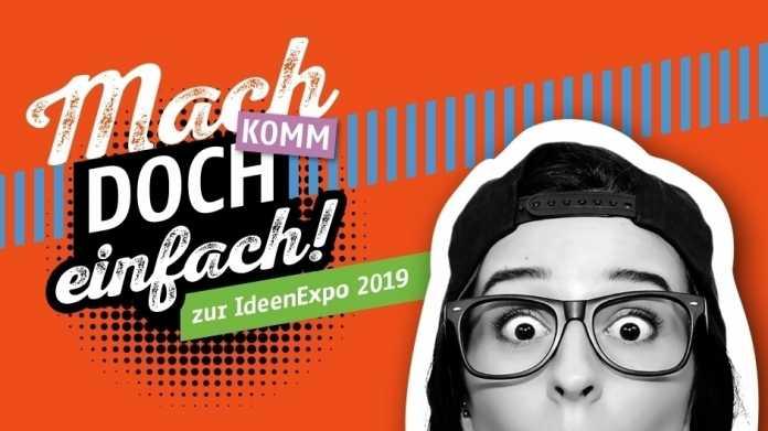 Ideen-Expo in Hannover beginnt – Bundesbildungsministerin kommt