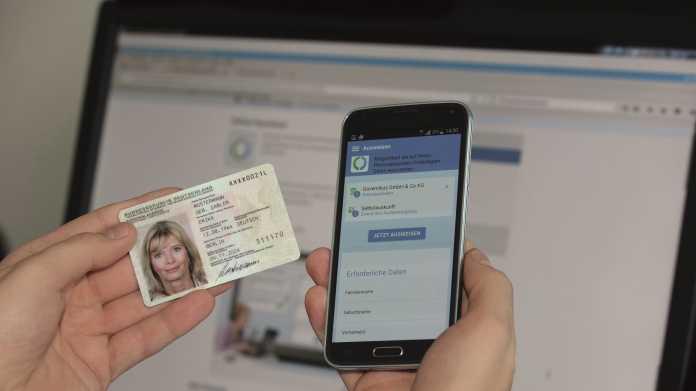 Perso mit eID: Online-Ausweisen bald mit iPhone möglich