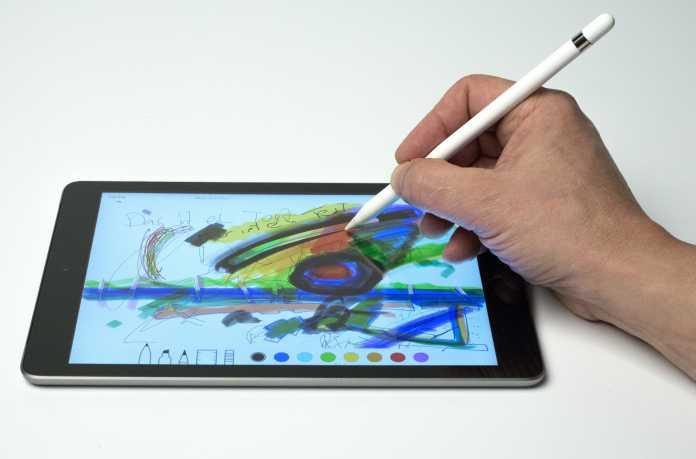 Nützlicher mit Stifteingabe: Alle neuen iPads (ab 2018) unterstützen den Apple Pencil.