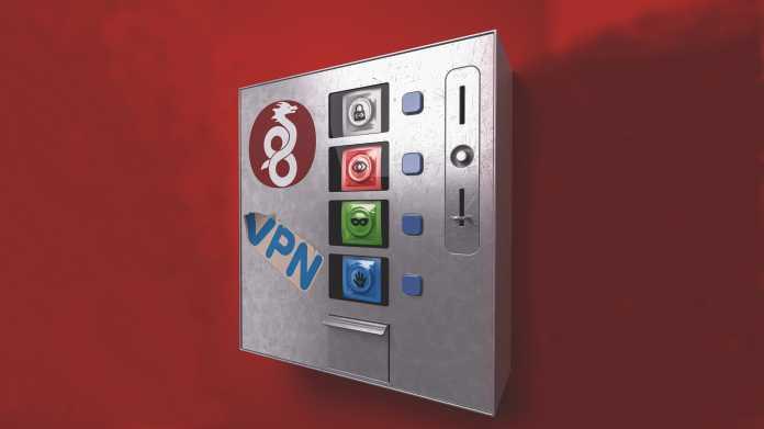 VPN mit WireGuard: Neun Anbieter im Vergleich