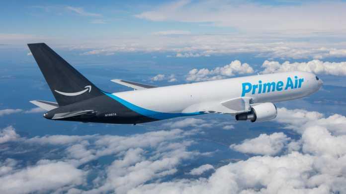 Pariser Luftfahrtschau: Amazon Air mietet weitere Frachtmaschinen