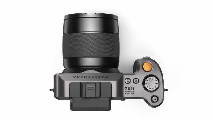 Günstiger und komfortabler: Update für spiegellose Mittelformatkamera Hasselblad X1D