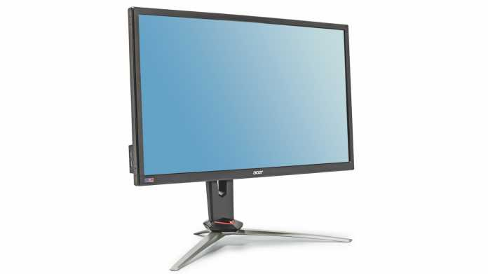 Gaming-Display Acer Nitro XV273K mit 4K und HDR