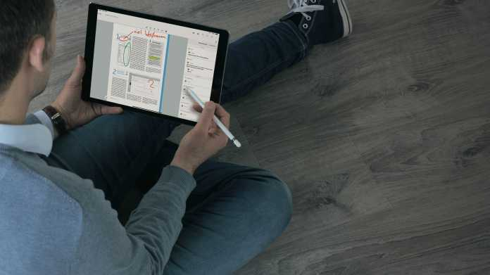 Handnotizen mit dem iPad: Fünf Apps zum Annotieren von PDFs