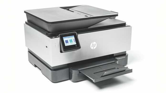 Büro-Drucker mit Tinten-Abo von HP