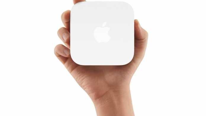 Apple behebt schwere Sicherheitslücken auch in älteren WLAN-Routern