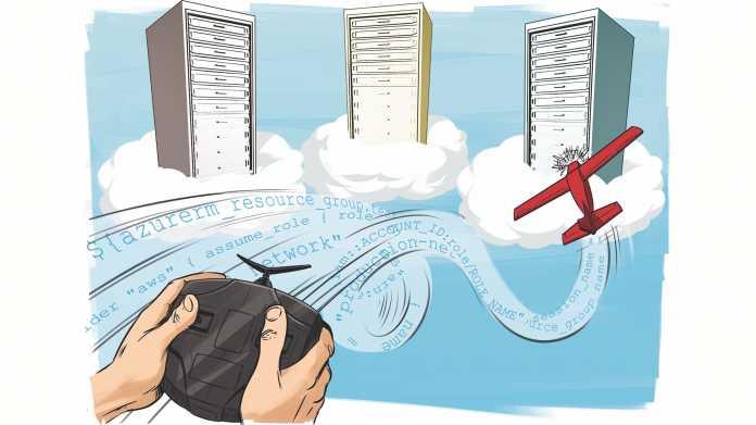 Cloud-Dienste automatisch einrichten mit Terraform