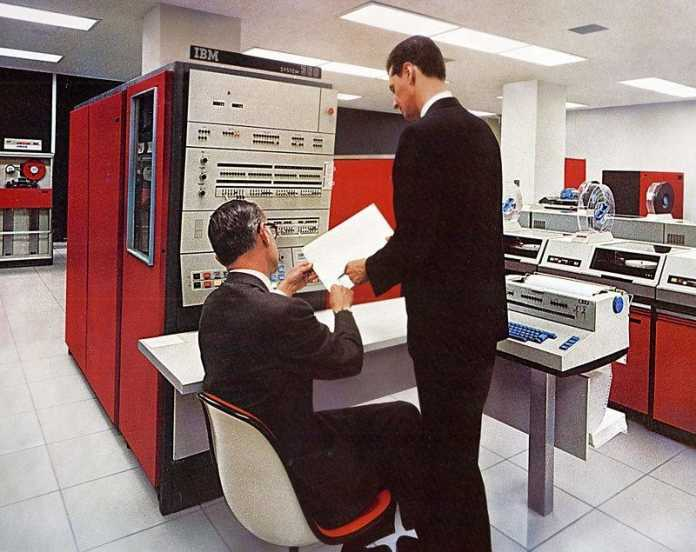 IBMs /360-Familie: Teuer in der Entwicklung und Garant von IBMs Vormachtstellung Ende der 60er