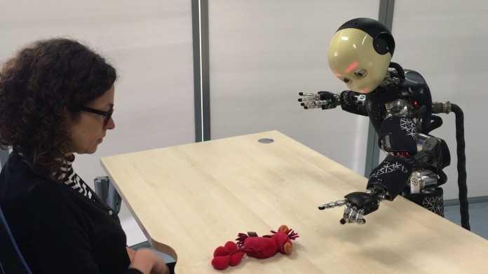 Robotik-Konferenz RSS: Haben Roboter Intentionen?