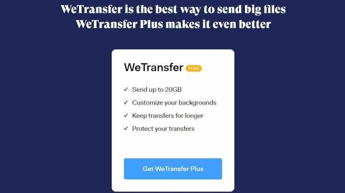 WeTransfer verschickte Download-Links an falsche Nutzer