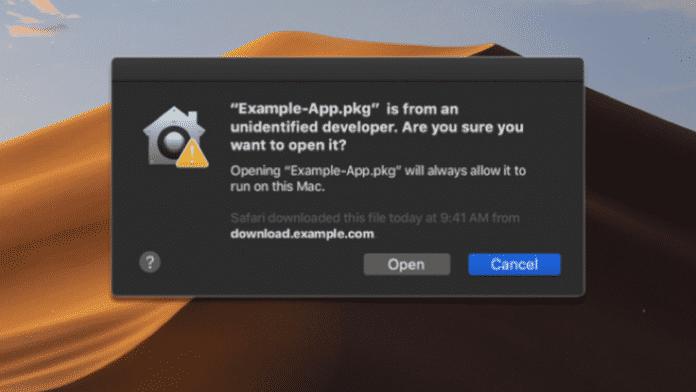 Ungepatchter Gatekeeper-Bug in macOS wird von Adware ausgenutzt